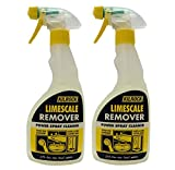 Best Limescale Removers - Kilrock 2 x Limescale Remover, Power Spray Cleaner Review