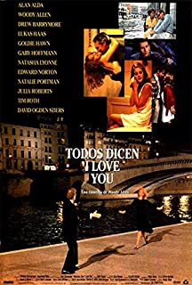 Everyone Says I Love You Woody Allen Fall Project 1995  NON-USA FORMAT Reg.B Spain