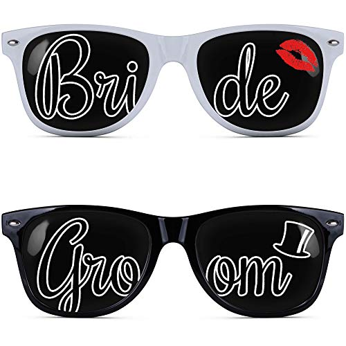 LogoLenses Direct-to-Lens Printed Wedding Party Tinted Sunglasses...