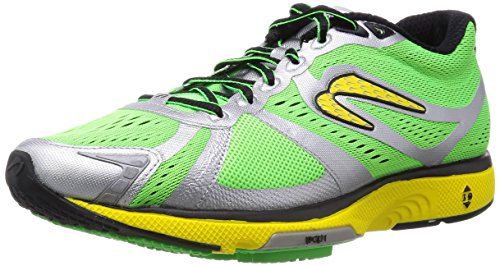 Newton Running Mens Motion IV Running Shoes 9 Green/Black