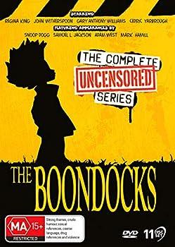 Best boondocks dvd complete series Reviews