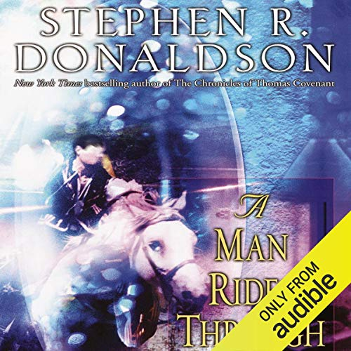 A Man Rides Through audiobook cover art