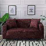 L.TSA Protector de Muebles para Mascotas, Perros, Fundas elásticas para sofá para Sala de Estar, sofá seccional para esquinero, Protector para silla-20_235-300cm, Funda Protectora para sofá en for