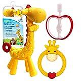 Massaggia gengive per neonati Inesita di Ritalia ideale giochi dentizione neonati. Massagg...