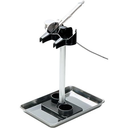 GSIクレオス Mr.エアブラシスタンド&トレイ2 (エアブラシ系アクセサリー) PS230