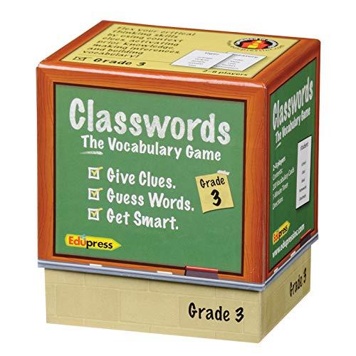 Edupress Classwords Game, Grade 3 (EP63751)