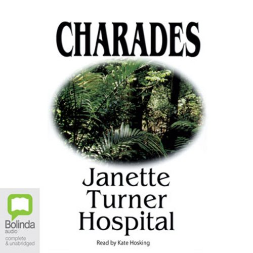 Charades audiobook cover art