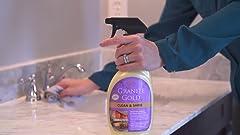 Amazon Com Granite Gold Daily Cleaner Refill Streak