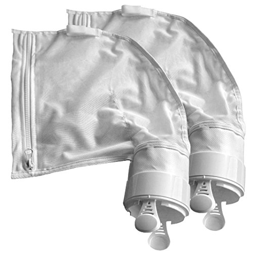 ATIE Pool Cleaner All Purpose Bag K13 Replacement for 280, 480 Pool Cleaner Zippered All Purpose K13 (2 Pack)