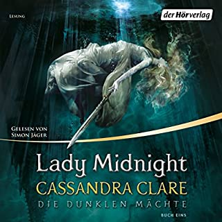 Lady Midnight cover art