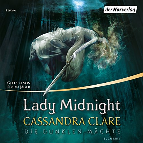 Lady Midnight audiobook cover art