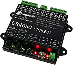 DR4050 - RGB LED Controller Full Set ~ DCC Decoder ~ Works With All Brands