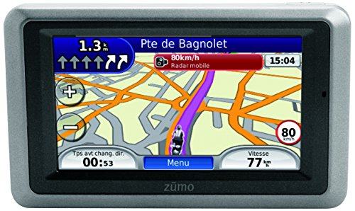 Garmin ZUMO 660LM - GPS para motocicleta de 4.3