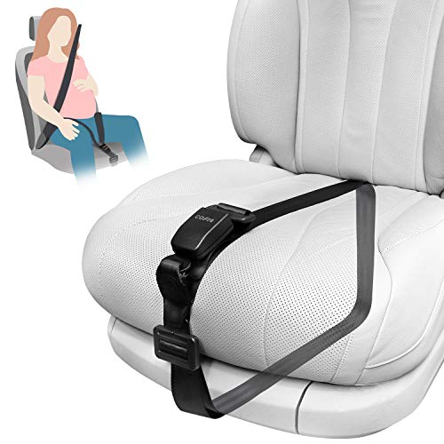 COFIT Maternity Seat Belt, Car Pregnancy Seat Belt for Pregnant Mother and Unborn Baby's Safety and...