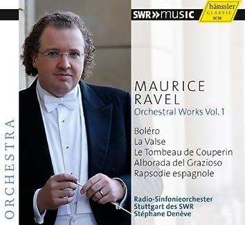 Ravel: Orchestral Works Vol. 1