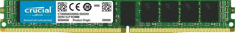 Crucial DDR4-21300 16GB//2Gx72 ECC CL19 Server Memory