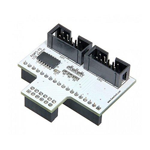 ILS - Ramps-FD Adruino Due LCD Adaptador de Panel de Control para Impresora 3D