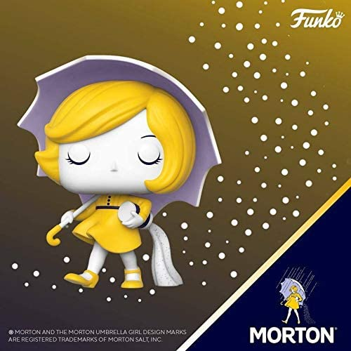 Funko Pop Ad Icons Norton Salt Girl #84 Vinyl Figure