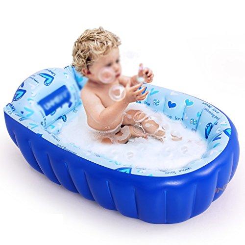 Yugang Baignoire Baignoire Gonflable, Piscine Gonflable, Bassine pour Enfant et Bébé,Baignoire Gonflable pour bébé
