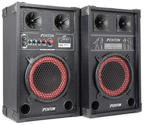 Skytec SPB-8 - Kit bafles karaoke