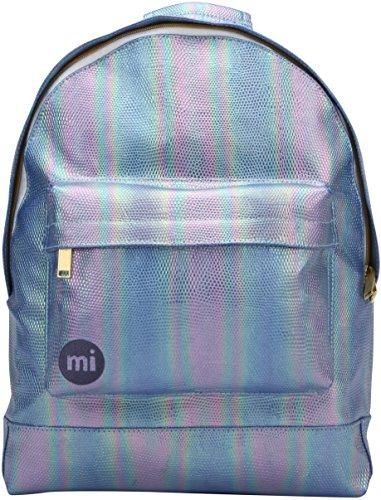 Mi-Pac Gold Backpack Mochila Tipo Casual, 41 cm, 17 Litros, Mermaid Blue