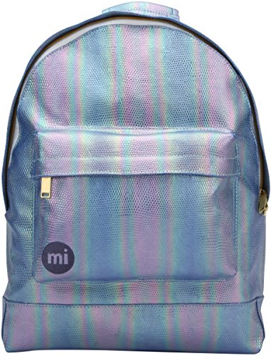 Mi-Pac Gold Backpack Mochila Tipo Casual, 41 cm, 17 Litros, Mermaid Blue