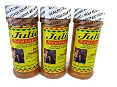 Mexican Style Seasoning Excellent for fajitas, Chicken, Steaks, Salads, Fruits & Vegetables. Made in Texas