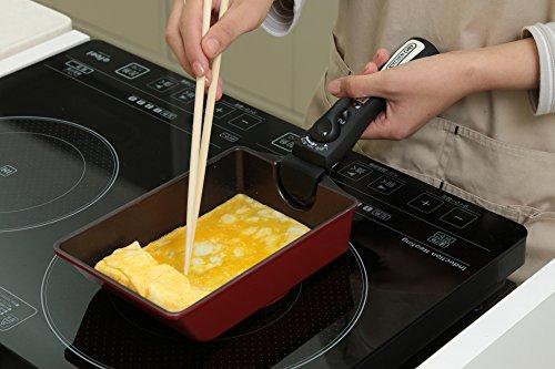 アイリスオーヤマフライパン鍋セット13点ガス火/IH対応ダイヤモンドコートオレンジ軽量こびりつかずにお手入れ簡単H-ISSE13P