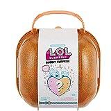 Boneca Lol - Bubbly Surprise Candide, Cores sortidas (rosa e amarelo), 1 unidade