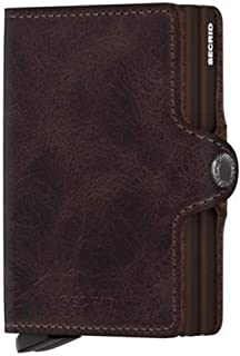 Secrid Twinwallet - Vintage Chocolate Leather