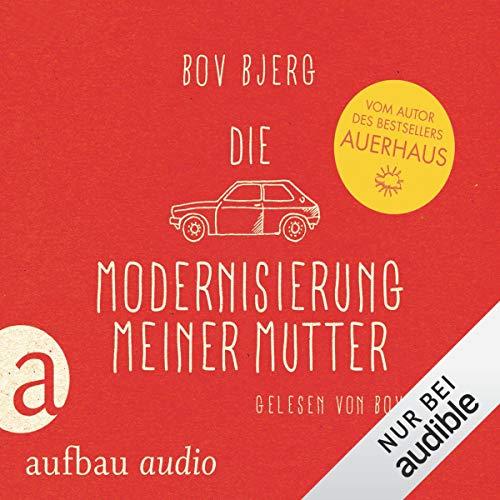 Die Modernisierung meiner Mutter audiobook cover art