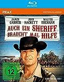 Auch ein Sheriff braucht mal Hilfe (Support Your Local Sheriff) / Brillante Westernkomödie mit...