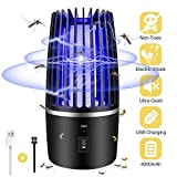 Taiso Fly Killer Electric, 2 In 1 Mosquito Killer Light with UV Lamp