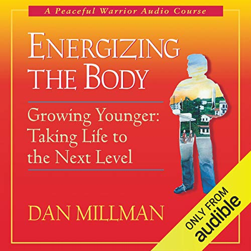 Energizing the Body audiobook cover art