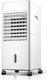 JYSD Tiempo Adicional Extra Aire Acondicionado Ventilador portátil refrigerador de Aire Ahorro de energía Enfriador en Movimiento Ventilador en casa Solo frío (Size : A-Remote Control)