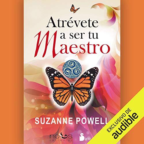 Diseño de la portada del título Atrévete a ser tu maestro