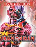 Iron Maiden Photo Book: Special 20 Unique Photo Book Books For Adult Iron Maiden
