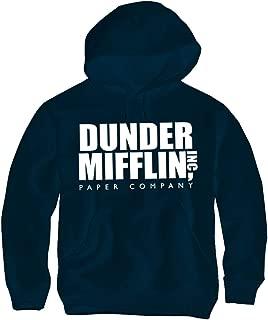 Dunder, Bears Beets Prison Mike Office Hoodie Sweatshirt & Sticker Adult