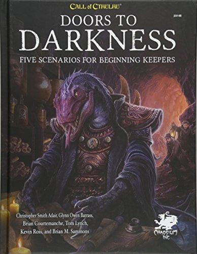 Doors to Darkness: Five Scenarios for Beginning Keepers