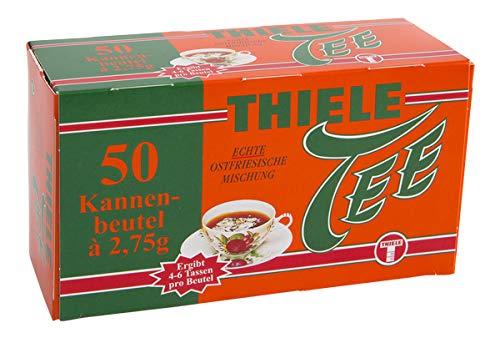 Thiele Tee - Ostfriesentee Kannenbeutel - 50Bt/2,75g