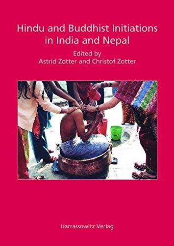 Hindu and Buddhist Initiations in India and Nepal (Ethno-Indology)