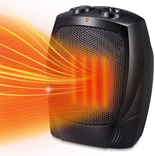 Top 10 Best space heater with fan Reviews