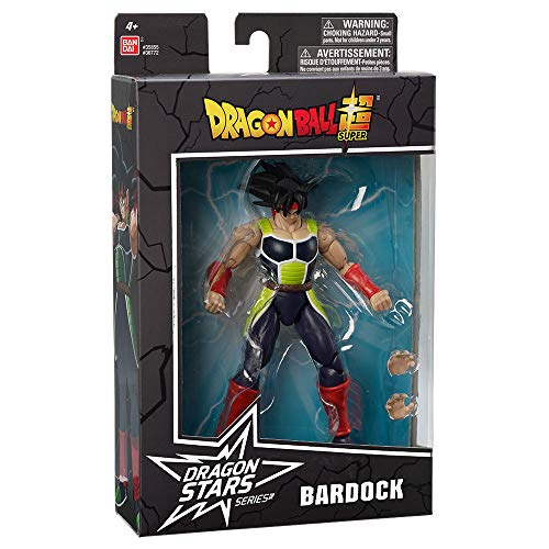 Dragon Ball Super - Figura Dragon Stars - Bardock