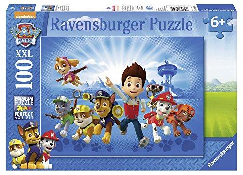 Puzzle XXL de 100 piezas Paw Patrol Patrulla Canina