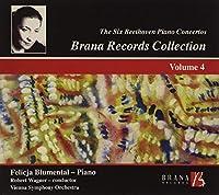 Six Beethoven Piano Concertos Volume 4