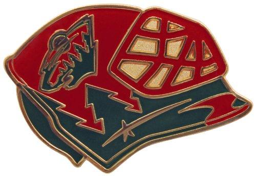 JF Sports Canada NHL Minnesota Wild Torwart Maske Pin
