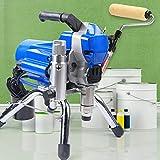 2200 W 395 395 Airless - Pintura en aerosol de alta presión sin aire, 23 MPa DIY Airless pintura de...