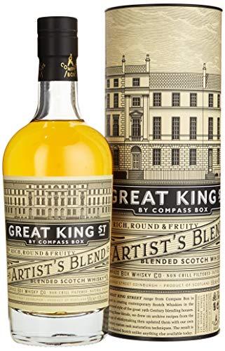 Compass Box Whisky Blended Scotch Whisky