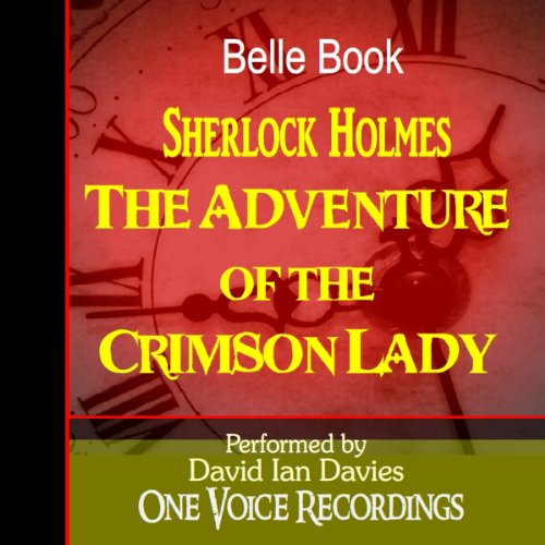 The Adventure of the Crimson Lady audiobook cover art