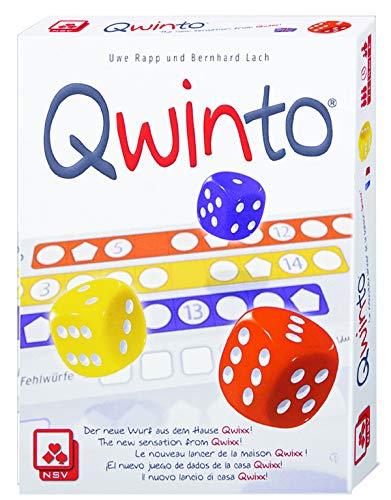 NSV - 4063 - QWINTO - International - Würfelspiel